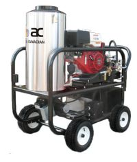 Diesel Heated Hot Water Pressure Washer